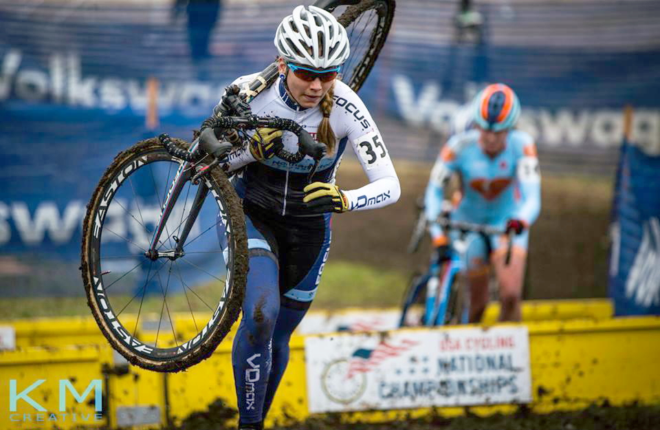 Rebecca Fahringer 2015 cross nationals2